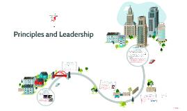 Principles and Ledership