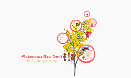 Vietnamese New Year!