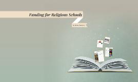 Funding for Religious Schools