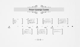 Peter George Leone