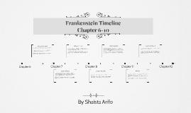 Frankenstein Timeline