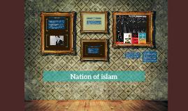 Nation of islam