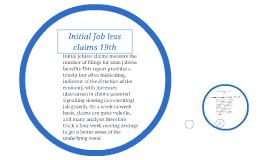 Inital Job less