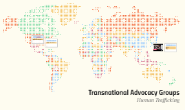 Transnational Advocacy Groups