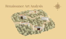Renaissance Art Analysis