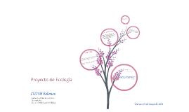 Proyecto de ecología CUCSH Belenes
