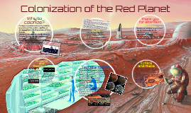 Colonization of the Red Planet