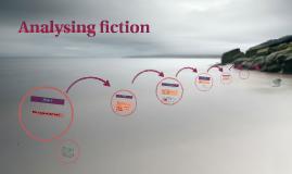 Analysing fiction