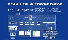 Sleep Campaign Proposal
