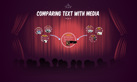 Comparing Text with Media