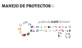 MANEJO DE PROYECTOS