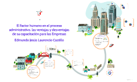 El Factor Humano en el proceso administrativo, las ventajas