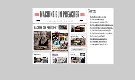 Machine Gun Preacher - Sam Childers