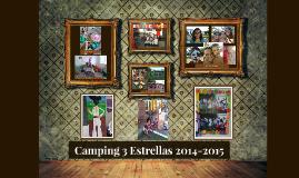 Camping 3 Estrellas 2014-2015