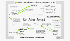 Sir John Jones @ WELS 2016