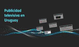 Publicidad televisiva en Uruguay