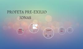PROFETA PRE-EXILIO