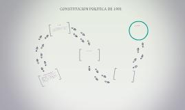 CONSTITUCION POLITICA DE 1991