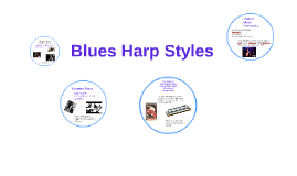 Blues Harp Styles (under construction)