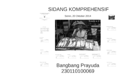 Copy of Sidang KOMPREHENSIF