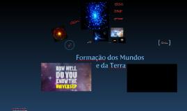 Short_Formação dos Mundos e da Terra - ESDE