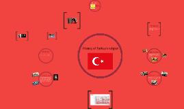 History of Turkey's religion