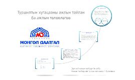 Copy of Туршилтын хугацааны ажлын тайлан ба ажлын төлөвлөгөө