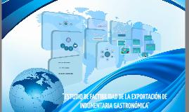 FÁTIMA MORYS PROYECT EXPORT