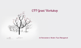 AS Financial Literacy Workshop