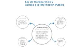 Ley de Transparencia y Acceso a la Informacion Publica