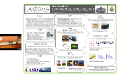 LASIGMA 2014 Superconductivity