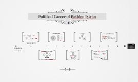 Political life of Bethlen István