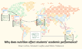 Why  does nutrition affect academic performance?