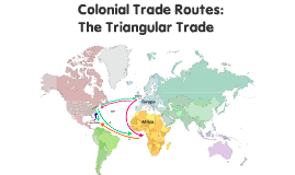 Copy of Triangular Trade Routes