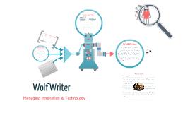 WolfWriter