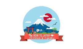 How to Japan: Okinawa & Kyushu
