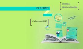 Copy of el debate