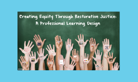 Copy of RESTORATIVE JUSTICE: