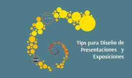 Tips para Presentaciones