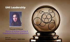 UAE Leadership