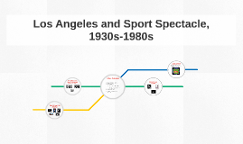 Los Angeles and Sports