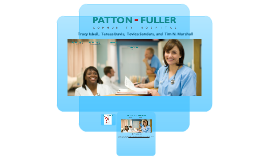performance appraisal patton fuller hospital Performance management, both as a concept and as a  intelligence is helping to fulfill the hospital's mandate of  performance management in healthcare.