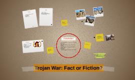 trojan war fact or fiction In search of the trojan war (pages 26-27) in the late bronze age, so the story goes, helen of sparta became helen of troy when she left her husband menelaus (either by force or by agreement.