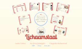 Copy of Lichaamstaal