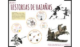 HISTORIAS DE HAZAÑAS