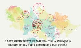 Procedimentos pré-contratuais de serviços sociais & Contratos com forte componente de inovação - 2018