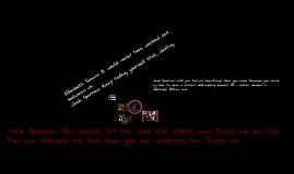 Byronic Hero  -Captain Jack Sparrow