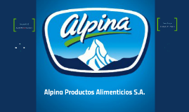 Alpina Productos Alimenticios S.A.