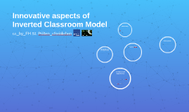 English Inverted Classroom Modell