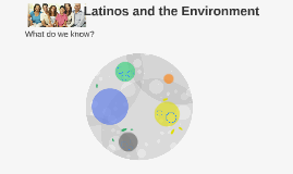 Latinos and the Environment
